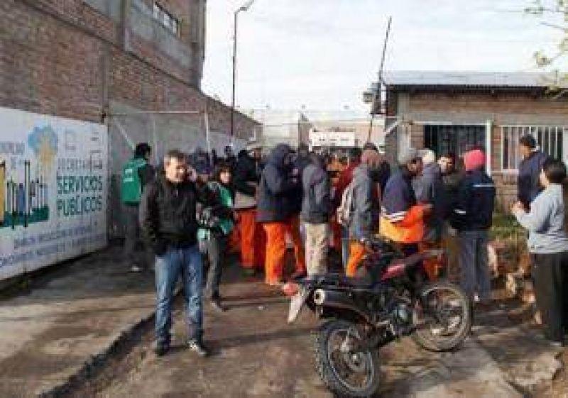 Conflicto por despidos mantuvo paralizada la recolección de la basura