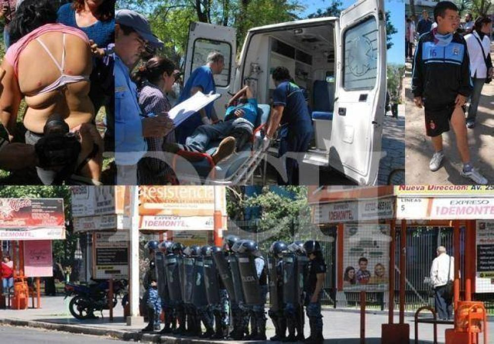 """La Multisectorial presentó denuncia penal por los """"hechos violentos"""" del 12 de septiembre"""