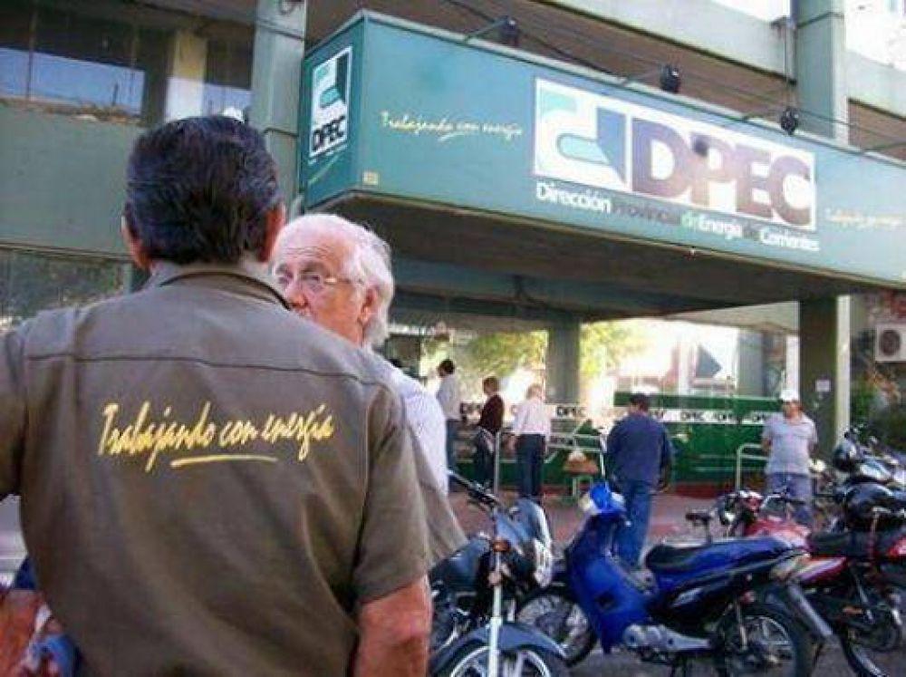 No hubo acuerdo en el conflicto de la Dpec