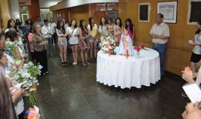 Virgen peregrina Visitó Pregón