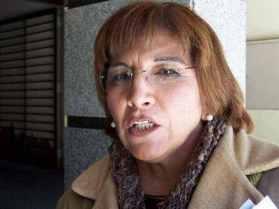 Yolanda Canchi criticó al titular de UPCN y habló de la recategorización en la sanidad