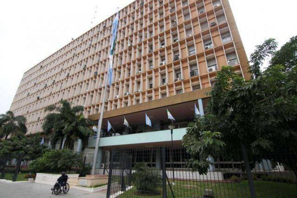 Chaquires dice que no se vio afectado el funcionamiento de la administración pública