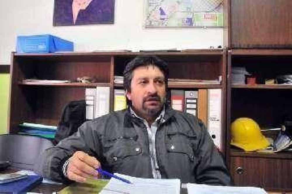 """""""La situación de los trabajadores de la construcción es crítica"""", dijo el secretario gremial de Uocra"""