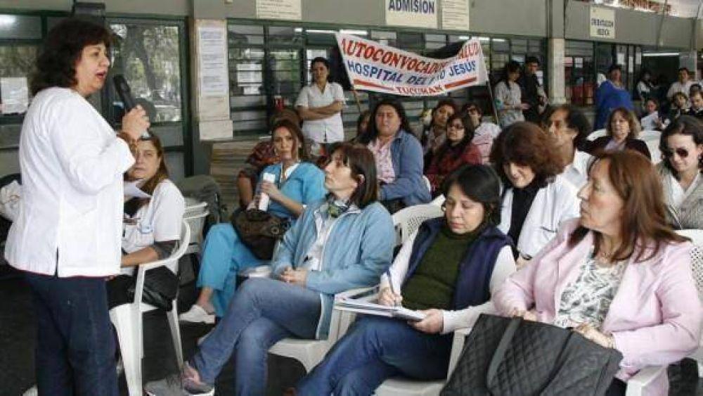 Vuelven las marchas de los Autoconvocados en repudio a la política sanitaria oficial