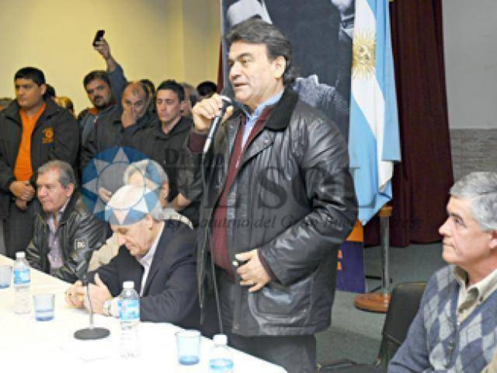 Gutiérrez asumió en la UOM