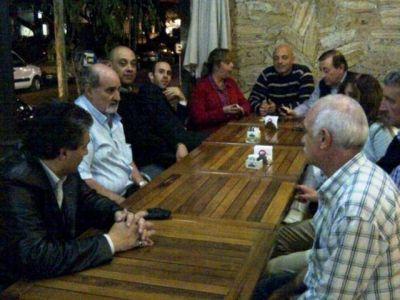 Reunión ampliada de referentes PRO