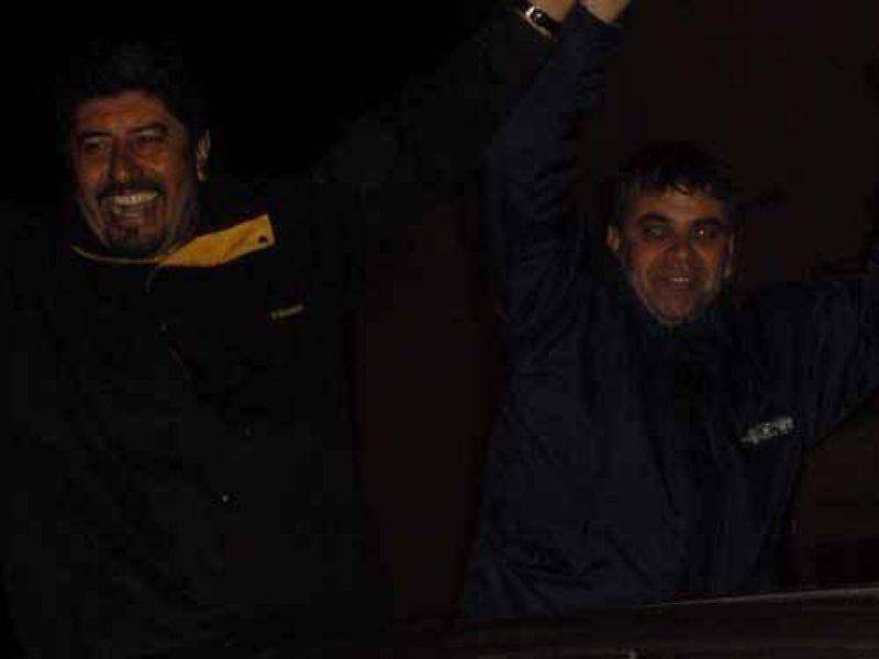 La UOM tiene nueva conducci�n, con un rotundo triunfo de H�ctor Ibarra