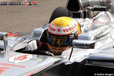 McLaren dise�a su monoplaza de 2013 con Hamilton en mente