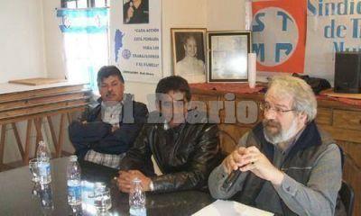 En Pilar, los municipales bonaerenses reclamaron paritarias