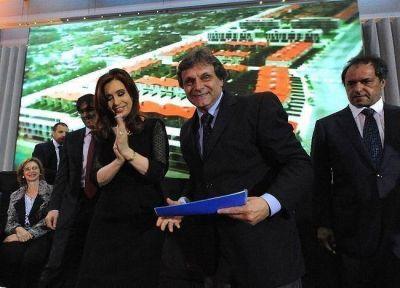 La Presidenta anunció la construcción de 250 viviendas en Mar del Plata por el plan Procrear