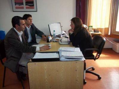 Inclusión Social: Se desarrolló una reunión con DOSEP para la conformación de cooperativas