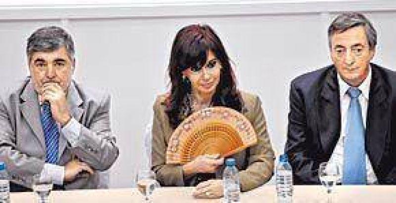Movida kirchnerista: Cristina anunci� que adelanta la elecci�n