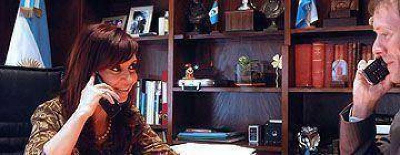 Obama llamó a Cristina para hablar sobre la crisis mundial
