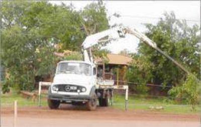 En las próximas horas estaría normalizado el servicio eléctrico en toda la provincia