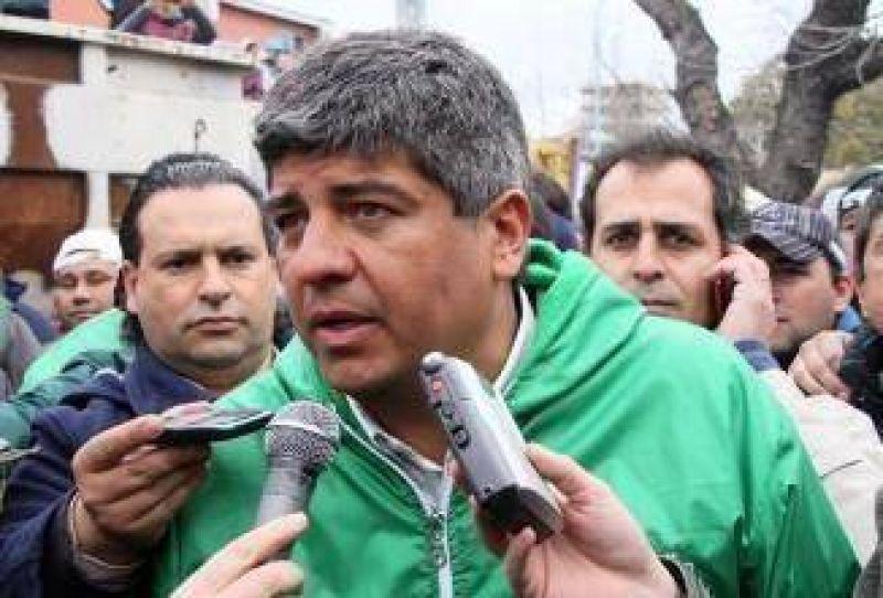 Hugo Moyano endurece la postura frente a la municipalizaci�n de recolecci�n de residuos