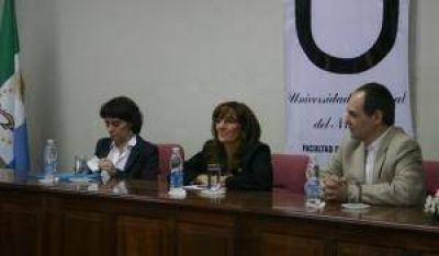 50 agentes de Planificación del NEA se capacitan en la Facultad de Humanidades
