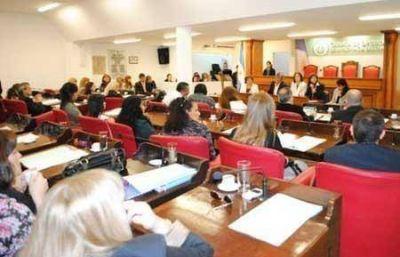 Amplio y enriquecedor debate sobre la nueva Ley de Ni�ez
