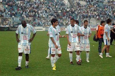 Gimnasia hizo fútbol En Perico