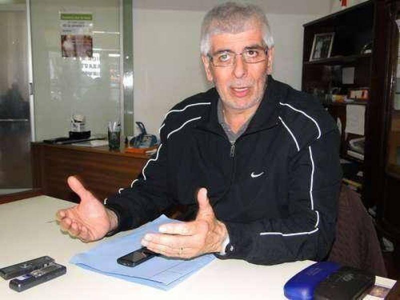 Omar Varela anunci� una movilizaci�n en Azul para la primera quincena de octubre