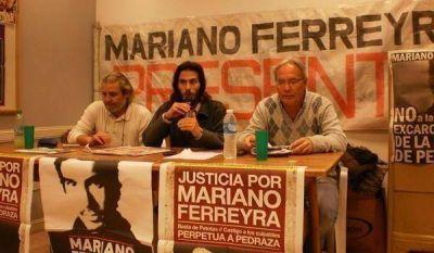"""Caso Mariano Ferreyra: """"Un crimen político contra la clase obrera"""""""