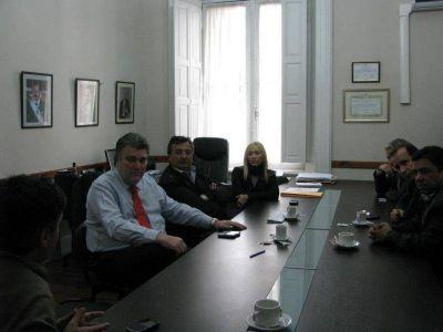 Diputados opositores se unieron para pedir a Scioli que renuncie el Pacto Fiscal