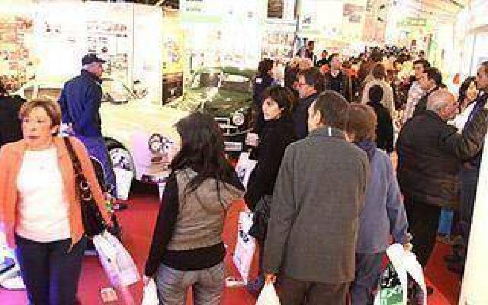 Avellaneda: La Expo Industrial espera muchas visitas y promete novedades