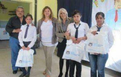 """""""Vamos a lograr en Catamarca los 13 años de educación obligatoria"""