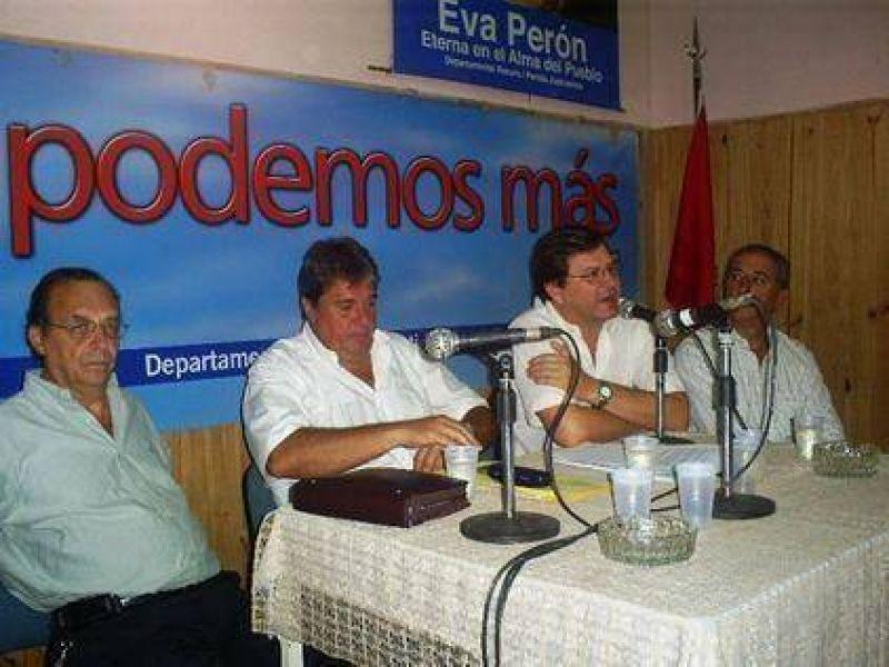 �El ciclo del socialismo en Rosario est� agotado�