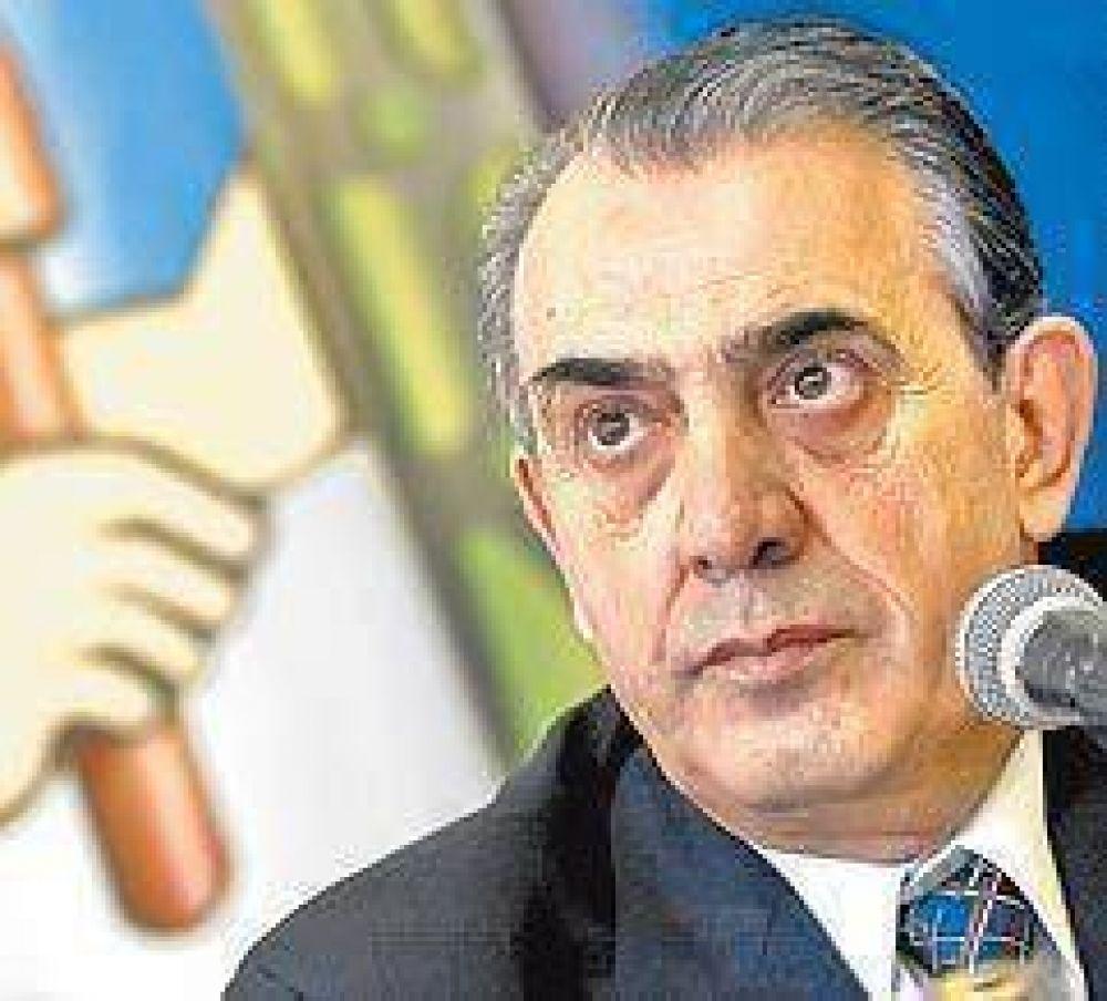 Scioli suma a Camaño a su equipo: otra señal para cerrar filas en el PJ