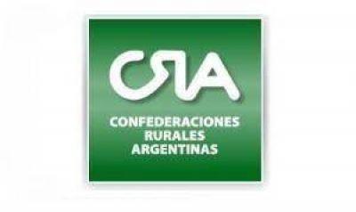 CRA repudia el aumento en el inmobiliario rural y el avalúo