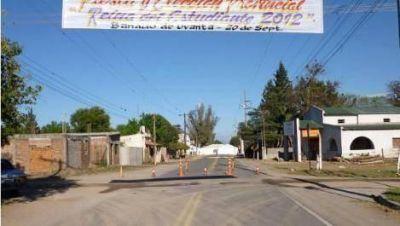 Denuncia penal de Vialidad Nacional contra Elpidio Guaraz