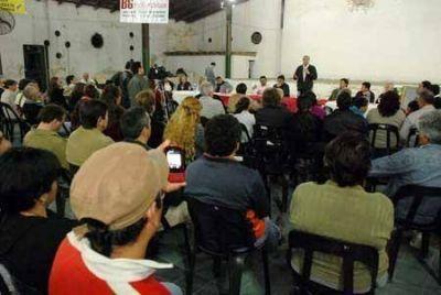 Convergencia Social concret� un nuevo Encuentro Regional