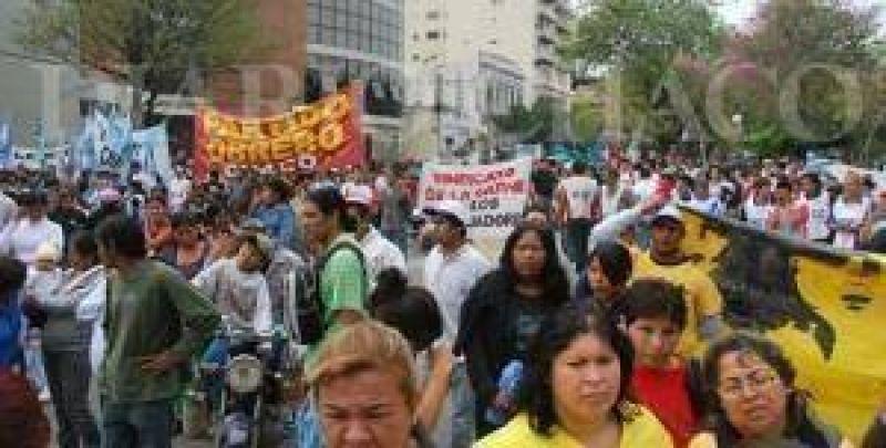 La CTA Chaco y la multisectorial anunciaron una jornada de protesta