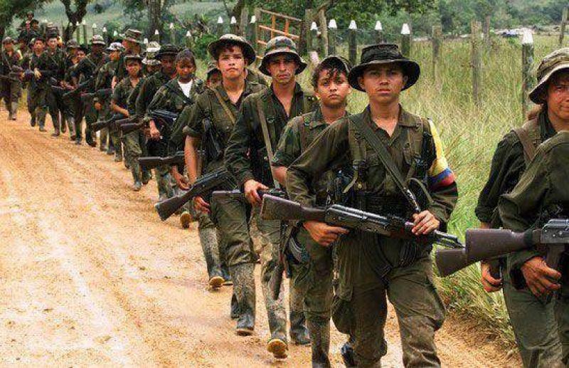 Acusan a las FARC de ser el mayor cartel de droga del mundo