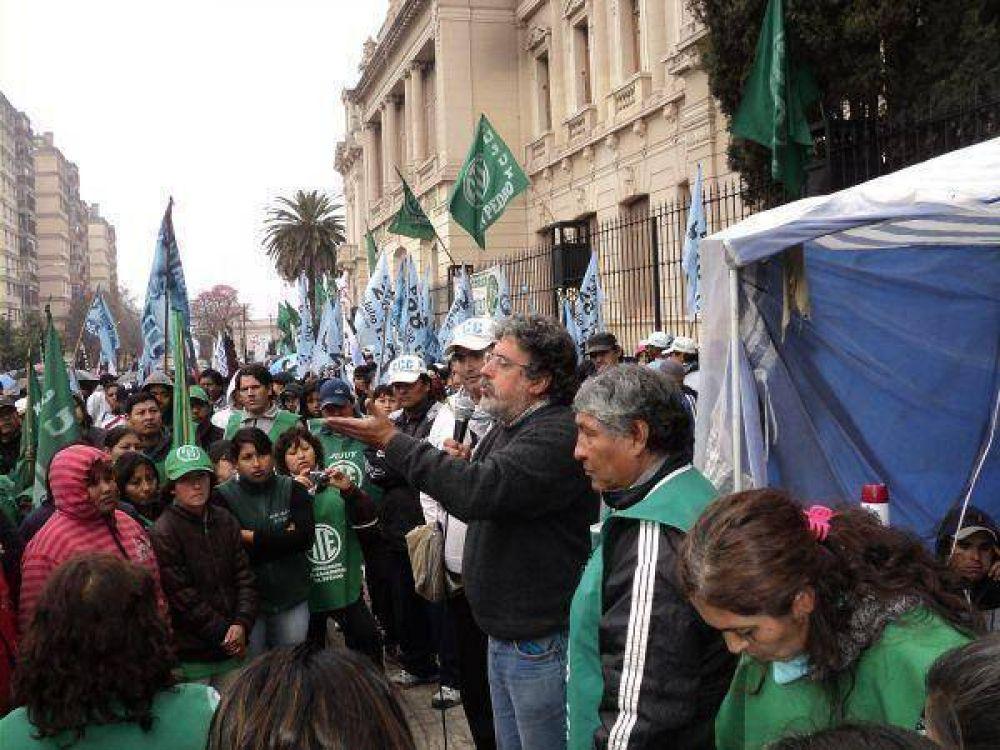 ATE Jujuy en impasse a la espera de soluciones por parte del gobierno aunque no descartan medidas de fuerza