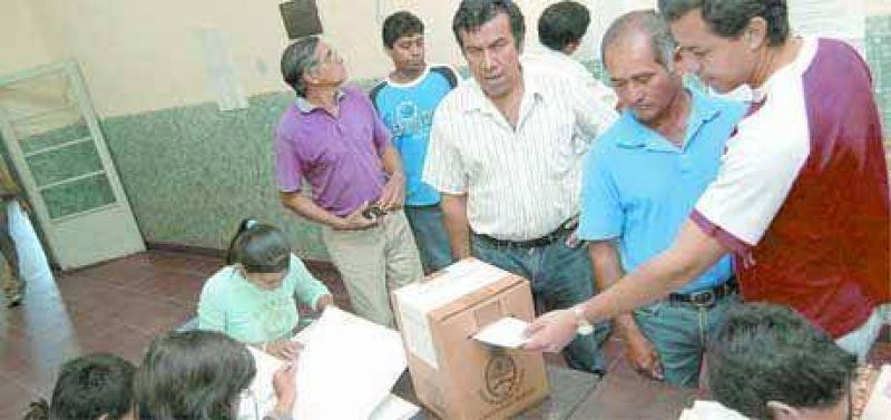 No habría impedimento legal para unificar las elecciones en Formosa