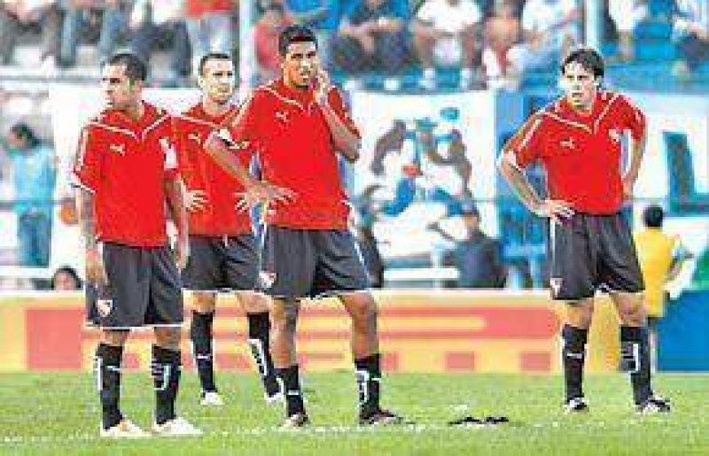Independiente volvió a mostrar la peor de sus caras