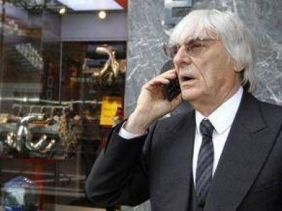 """""""Habrá Gran Premio de F1 en Argentina cuando tratemos con gente seria"""""""