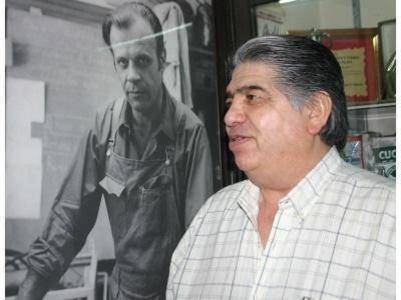 RIGANE RECLAMA LA REPOTENCIACI�N DE LA CENTRAL 9 DE JULIO
