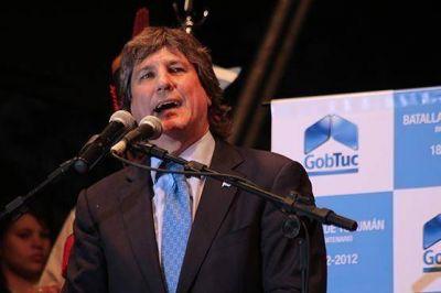 """Boudou: """"el Gobierno trabaja para los 40 millones de argentinos"""""""