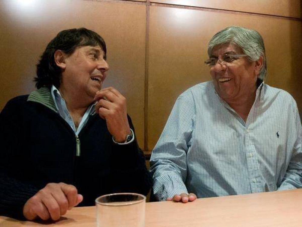 Tras las protestas de Bonafini, Moyano y Micheli modifican su marcha
