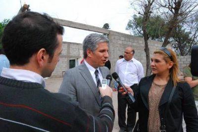 Nogoli suma viviendas al plan provincial y ya cuenta con terrenos para el Plan Solidaridad