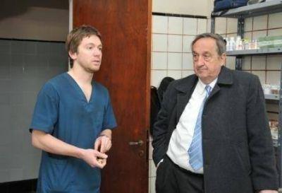Miguel Lunghi aseguró que a partir de enero los médicos van a pasar a planta
