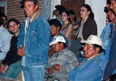 San Martin: La comunidad Toba asegura que el Idach no los atiende