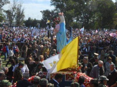 San Nicolás celebra la aparición de la Virgen
