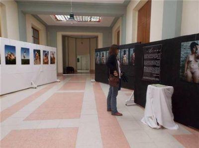 Película y muestra de fotos en la biblioteca Rivadavia
