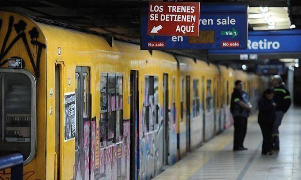 """Segovia: """"Metrovías tiene plata para que funcionen los subtes"""""""