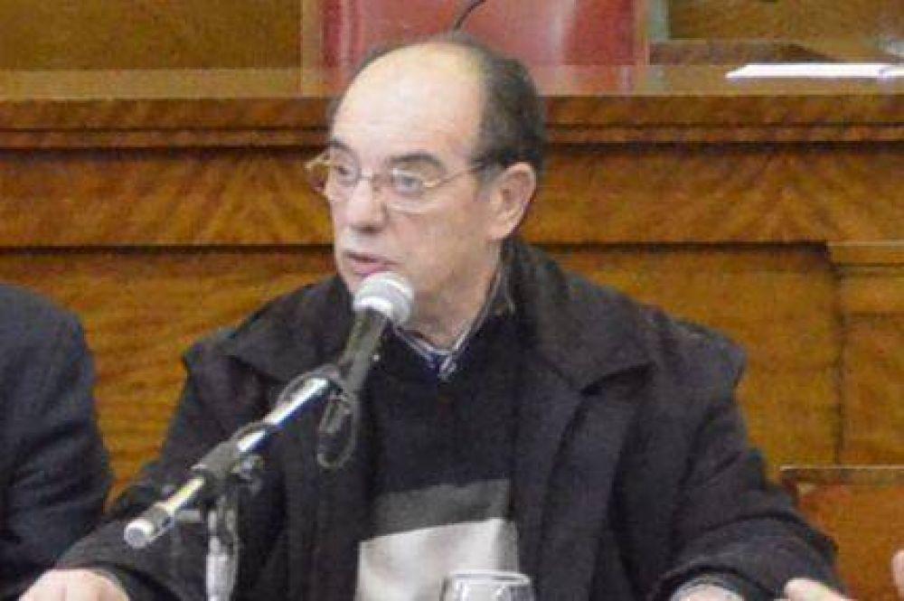 Pedro Mezzapelle también se sumó al pedido de que las clases comiencen a mitad de marzo