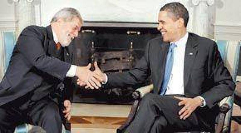 Lula a Obama, en la Casa Blanca: