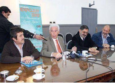 Avanza organización  De la Expo Juy 2012